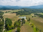 34 acres at the base of the Blue Ridge in Afton