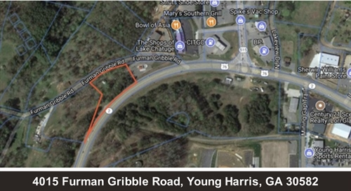 4015 Ferman Gribble Road,  Young Harris, GA 30582