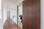 Hall way to Living Room