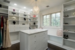 1 of 2 Walk-in Master Closets