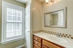 Full bath on second floor