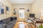 Breakfast Area or Den or Office Space