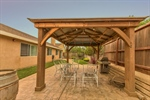 Covered Patio for Entertaining