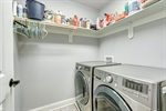 Laundry room on second floor
