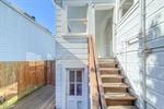 206 Virginia Avenue Rear Stairs
