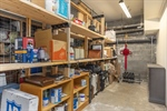 Large storage unit for extra overflow storage