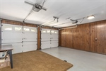 Conditioned Garage Not Counted in HLA SQ FT