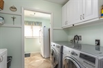 Laundry Room with Lots of Room for Storage