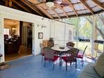Rear Porch and Den