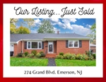 274 Grand Blvd.,  Emerson, NJ 07630