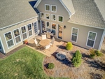 Enjoy the outdoors on the rear patio