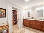 Master Bath and Walk-in Closet