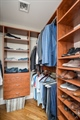 2 of 2 walk-in closets