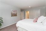 Bedroom 4 with en-suite bath