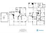 Floor Plans 3 floors plus basement