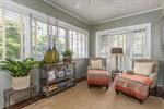 Sunroom-cozy den or office
