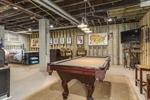 Fantastic basement for entertaining!