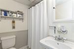 Second full bathroom in basement