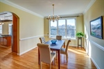 Formal dining room is great for entertaining!