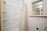 First floor laundry-shower