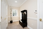 Mud Room with Huge Closet and Garage entrance