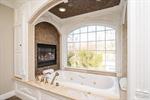 Owners Bath with Spa tub