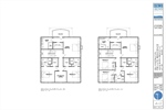 Interior Lot 2nd Level Floor Plans