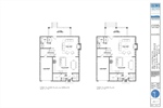 Interior Lot 1st Level Floor Plans