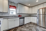 Stainless appliances installed in 2015
