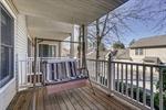 Open balcony on terrace level!