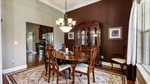 Formal Dining right off Kitchen