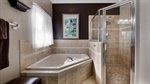 Relax in your Soaking Tub!
