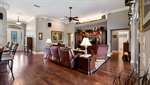 Gorgeous Crown Molding Throughout Home