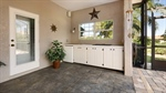 Covered Lanai with Summer Kitchen