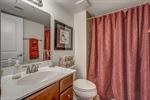 Full bathroom in basement!