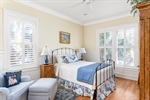 Guest bedroom on 1st floor