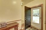 Beautiful oak trim on all doors and windows.