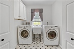 First Floor Laundry Room