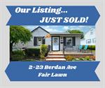 2-23 Berdan Avenue,  Fair Lawn, NJ 07410