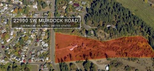 22900 SW Murdock Road,  Sherwood, OR 97140