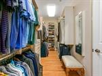 Walk-Through Primary Closet