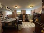 Large Bedroom Area in Basement