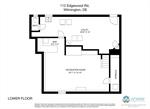 Basement Level Floor-plan