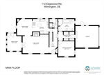 Main Level Floor-plan