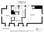 2nd Level Floor-plan