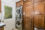 Blt-In Laundry  Pantries