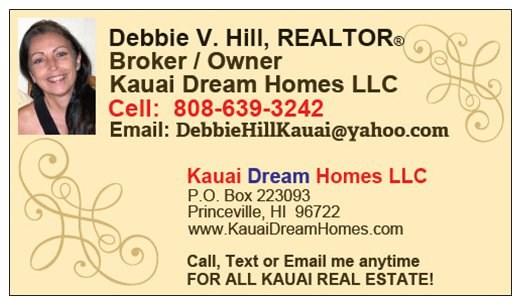 Owner of Kauai Dream Homes LLC