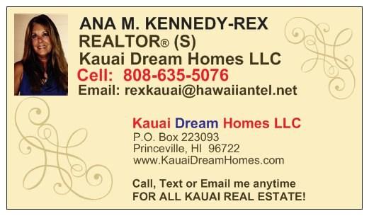 Realtor at Kauai Dream Homes LLC