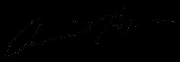 Annette Hoff's Signature