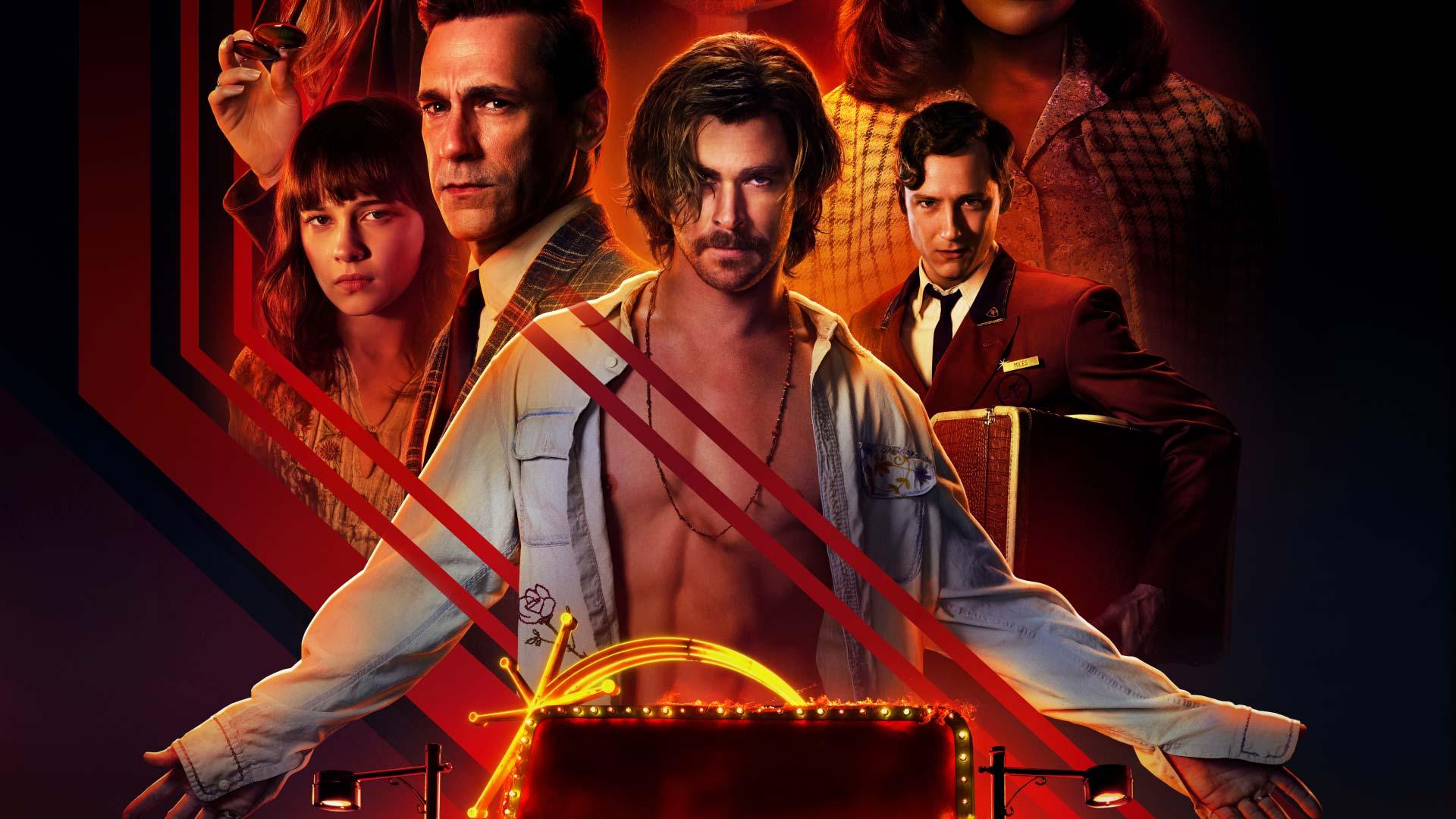 Bad Times at the El Royale (20...